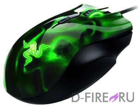 Мышь Razer Naga Hex