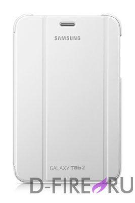 Чехол Samsung для Samsung Galaxy Tab 2 7''