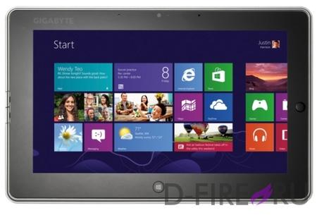 Ноутбук-Планшет Gigabyte S1082