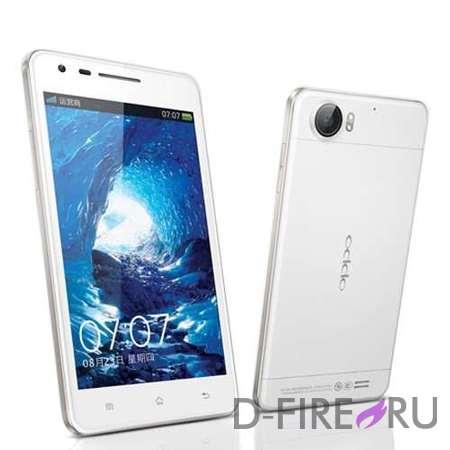 Смартфон Oppo X907, цвет белый