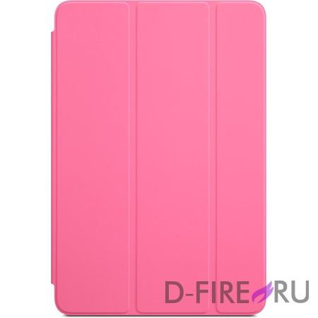Чехол Apple iPad mini Smart Case Pink - Полиуретановый