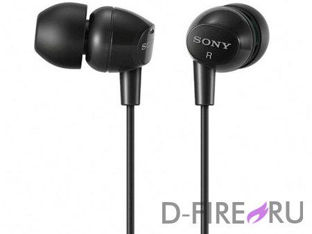 Наушники Sony MDR-EX10LP