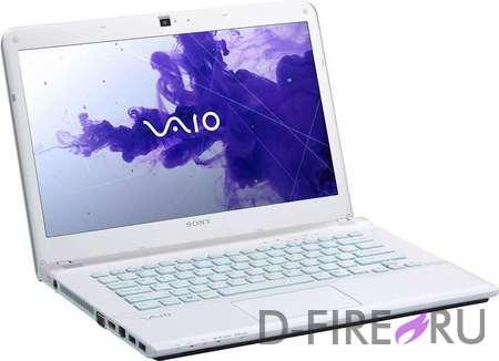 Ноутбук Sony VAIO® SVE14A2M1R White