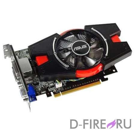 Видеокарта Asus GeForce GT640 2048Mb