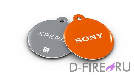 Метки Sony NT2 SmartTags