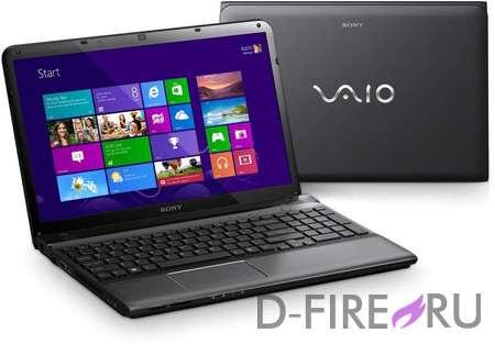 Ноутбук Sony VAIO® SVE1512W1R